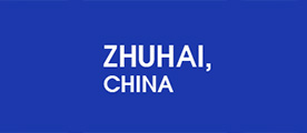 Website of Zhuhai Municipality